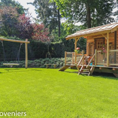 Particuliere tuin Oosterbeek